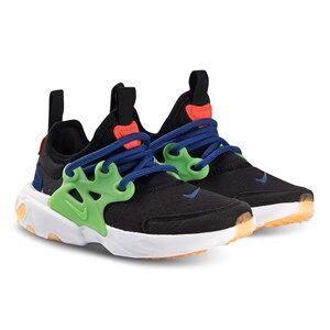 NIKE Presto Sneakers Black/Green Lasten kengt 33 (UK 1)