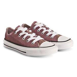 Converse Iridescent Chuck Taylor Sneakers Pink Space Lasten kengt 31.5 (UK 13)