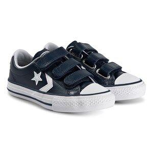Converse Star Player 3V Sneakers Navy Lasten kengt 30 (UK 12)