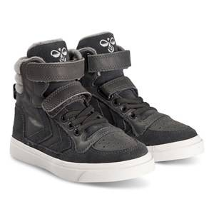 Hummel Stadil Winter High Jr Sneakers Asphalt Lasten kengt 35 EU