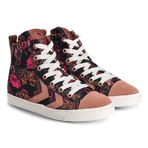 Hummel Strada Flowers Jr Sneakers Dark Navy Lasten kengt 35 EU