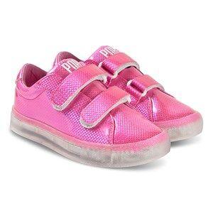 Pop Shoes St Laurent EZ Sneakers Safety Pink Lasten kengt 35 EU