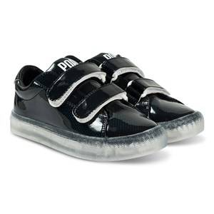Pop Shoes St Laurent EZ Sneakers Safety Black Lasten kengt 27 EU