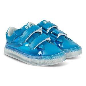 Pop Shoes St Laurent EZ Sneakers Clear Blue Lasten kengt 35 EU