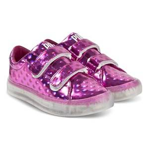 Pop Shoes St Laurent EZ Sneakers Dots Pink Lasten kengt 35 EU