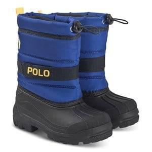 Ralph Lauren Tucker Snow Boots Royal Blue and Navy