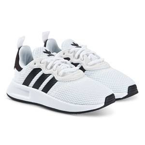 adidas Originals X PLR Sneakers White and Black Lasten kengt 38 2/3 (UK 5.5)