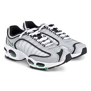 NIKE Air Max Tailwind IV Sneakers Wolf Grey and Green Spark Lasten kengt 35.5 (UK 3)