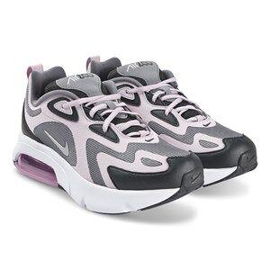 NIKE Air Max 200 Sneakers Off Noir/Iced Lilac Lasten kengt 38 (UK 5)