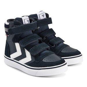 Hummel Stadil Pro Jr Sneakers Blue Nights Lasten kengt 35 EU