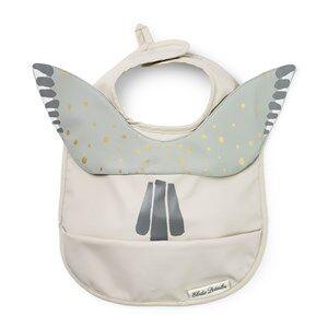 Elodie Baby Bib - Watercolor Wings Aprons, bibs and smocks