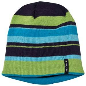 Isbjrn Of Sweden Hawk Knitted Hat Seagrass Beanies