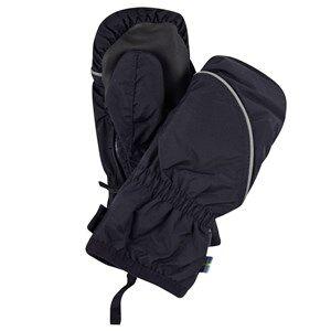 Image of Isbjrn Of Sweden Winter Glove Babyzip Black Ski gloves and mittens