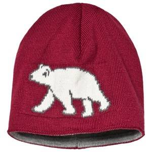 Ticket to heaven Short Knit Hat Rumba Red Beanies