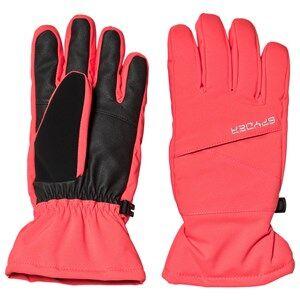 Spyder Astrid Ski Gloves Hibiscus Ski gloves and mittens