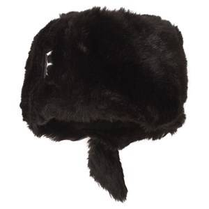 The BRAND Faux Fur Hat Tail Beanies