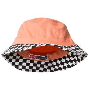 Herschel Lake Youth Bucket Hat Fresh Salmon Sun hats