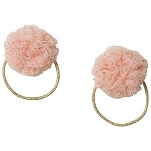 Ciao Charlie 2-Pack Tulle Hair Ties Pink Hair ties and hair bands