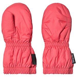 Patagonia Baby Puff Mittens Range Pink Ski gloves and mittens