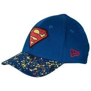 New Era Superman Toddler Cap Blue Baseball caps