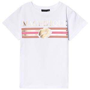 Image of Petit by Sofie Schnoor Magnifique Tee White 128 cm (7-8 Years)