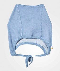 Joha Unisex Childrens Clothes Headwear Blue Arctic Zone Helmet Solid Blue