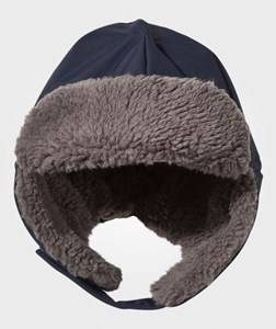 Didriksons Unisex Childrens Clothes Headwear Navy Biggles Cap Navy