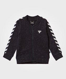 Hummel Boys Jumpers and knitwear Navy Gunnar Zip Jacket Dark Navy