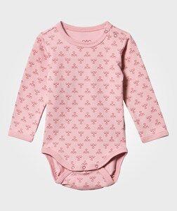 Hummel Unisex All in ones Stitch Baby Body Zephyr