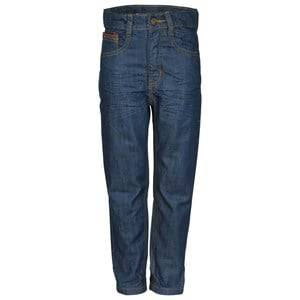 eBBe Kids Boys Childrens Clothes Bottoms Blue Lester Jeans Denim Blue