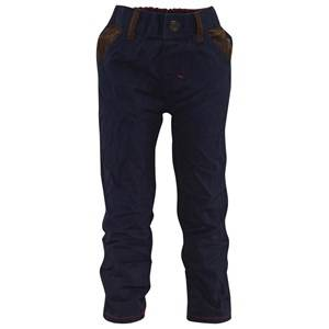 Esprit Unisex Childrens Clothes Bottoms Blue Twill Pants CINDER BLUE