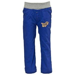 Esprit Unisex Childrens Clothes Bottoms Blue Pant Woven Delft Blue