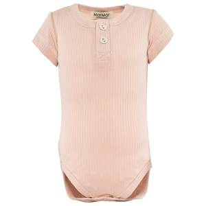 MarMar Copenhagen Girls Childrens Clothes All in ones Pink Baby Body Modal Cameo Rose