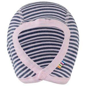 Joha Girls Childrens Clothes Headwear Multi Helmet Stripe Pink