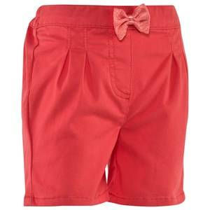 Esprit Girls Childrens Clothes Shorts Red Shorts Coral Red