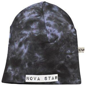 Nova Star Unisex Childrens Clothes Headwear Purple Beanie Batik Purple