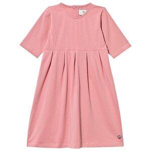 Emma och Malena Girls Childrens Clothes Dresses Pink Pira Dress Old Pink