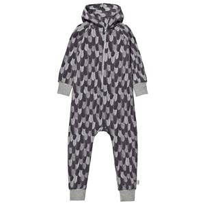 eBBe Kids Unisex All in ones Multi Zorn Feather Sweat One-Piece