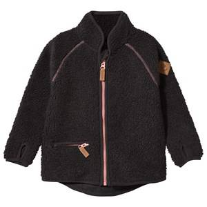 eBBe Kids Unisex Childrens Clothes Fleeces Grey Orlando Terry Fleece Graphite Grey