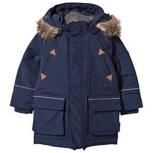 eBBe Kids Unisex Coats and jackets Blue Oneil Winter Parkas Navy