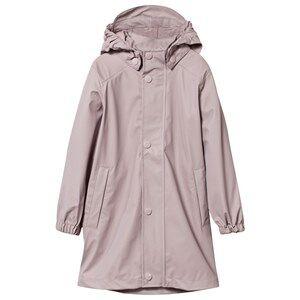 Mini A Ture Girls Coats and jackets Riley Rain Coat Violet Ice