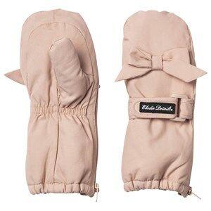 Elodie Details Girls Childrens Clothes Gloves and mittens Pink Mittens - Powder Pink