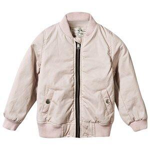 I Dig Denim Unisex Childrens Clothes Coats and jackets Pink Luke Jacket Pink