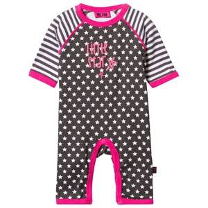 Image of Me Too Girls All in ones Purple True Baby One-Piece Fuchsia