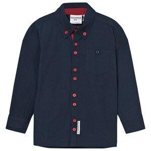 Geggamoja Unisex Tops Blue Christmas Shirt Blue