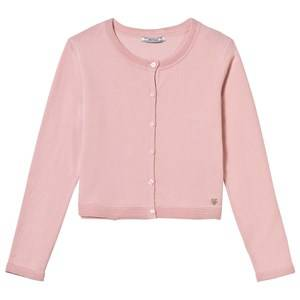 Image of Mayoral Girls Jumpers and knitwear Pink Pink Classic Cardigan