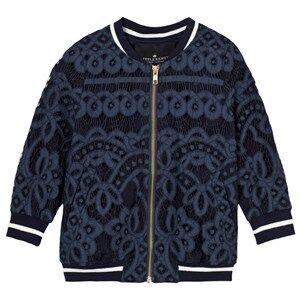 Little Remix Girls Coats and jackets Navy Audrey Pilot Jacket Navy