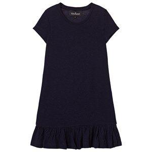Little Remix Girls Dresses Navy Jr New Blos Ruffle Dress Navy