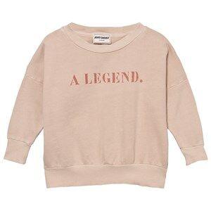 Bobo Choses Girls Jumpers and knitwear Pink B.C. Team Sweatshirt Rose