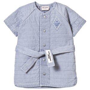 Bobo Choses Boys Coats and jackets Blue Padded Jacket Legend Blue Cloud Blue